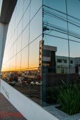 Fachada Estrutural Glazing